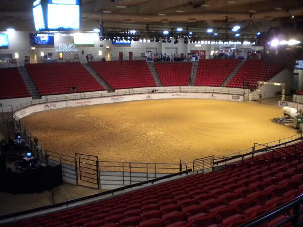 EXCLUSIVE:  Pic of the crowd at the Miami Heat's 1st home game this coming year http://t.co/YR8cDmYdCs
