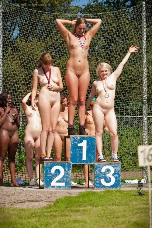 спорт нудисты фото