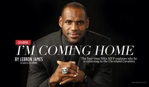 """""""Hi, I'm LeBron James, and I know there's a lot of misinformation out there about reverse mortgages."""" http://t.co/Nz6LvTDD4y"""