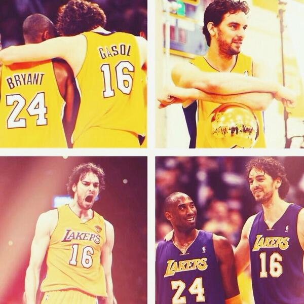 Thank you for the memories, @paugasol! http://t.co/Sf7W7x6dbk