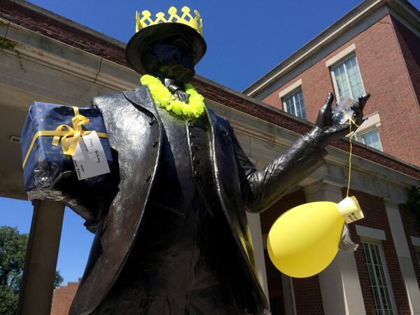 Today is the 160th birthday anniversary of #ROC industrialist and philanthropist George Eastman. Happy bday, George! http://t.co/6HuB4tiLOr