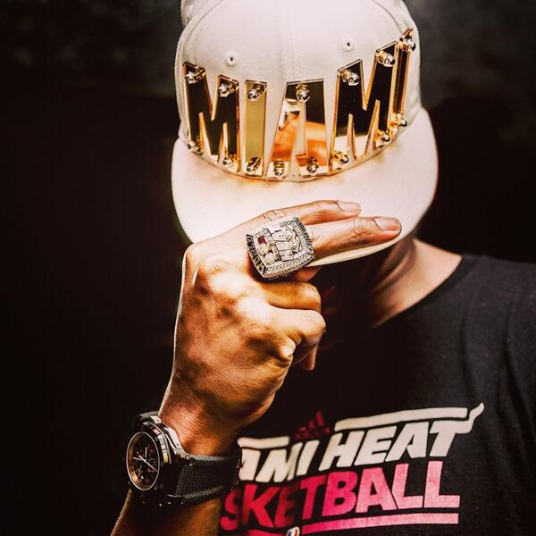 Ready for the next challenge in my career. #HeatNation goes on! http://t.co/tAFXFSLTCk