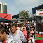 RT @Shahidmasooddr: Thanks Germany for protest against Isreali Aggression in Gaza #PrayForGaza #GazaUnderAttack http://t.co/oNlurgbML3
