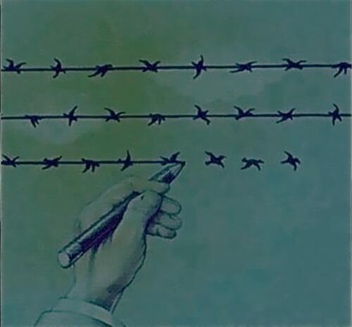 The difference between freedom and slavery is one thin line. http://t.co/A1BV7wd1mo