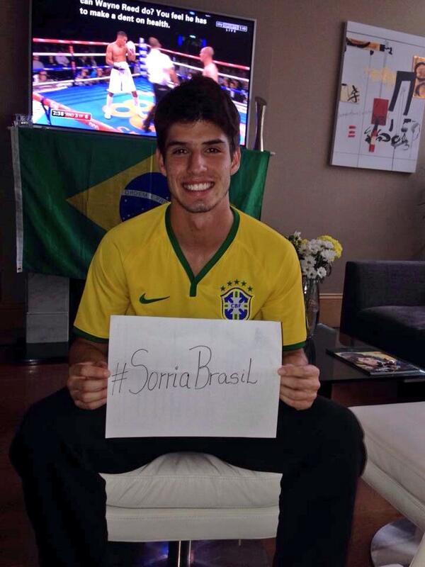 #SorriaBrasil #BRA