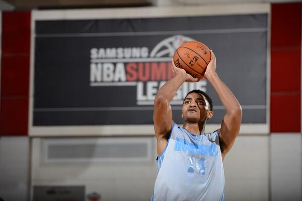 33 points? Take a bow, Gary Harris.  #SummerNuggs #ItStartsHere http://t.co/faD66cnUqa