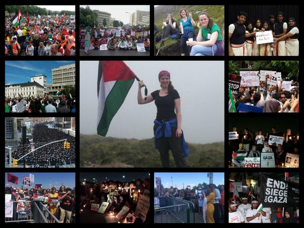 I want to continue to show you something beautiful #GlobalSolidarityWithGaza #2 this is our world speaking! #FreeGaza http://t.co/GQMN6ZVuBl