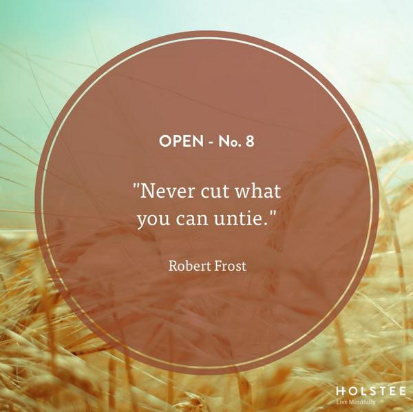 Love this advice. #open #quote #mindfulmatter http://t.co/SjhcgR8f6K