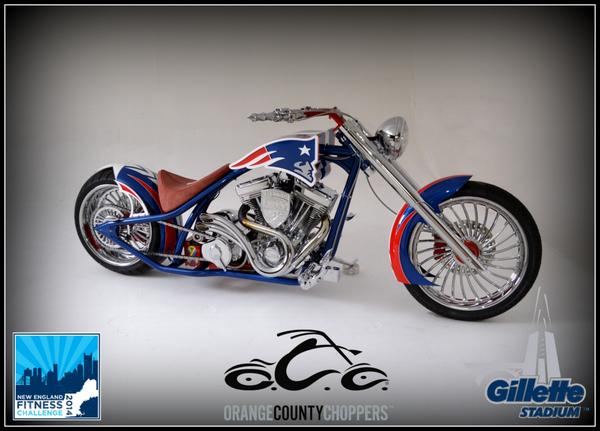 If your in the Dorchester MA area today checkout the unveil of the Orange County Choppers custom-made Patriots bike! http://t.co/UDg6AKQ1F6