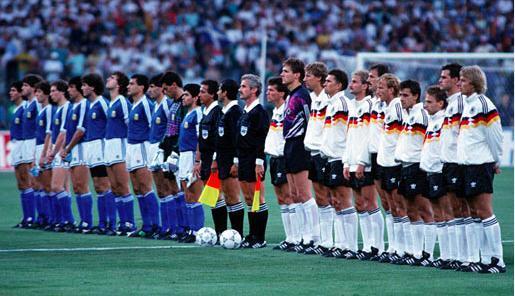 Wiederholt sich der Erfolg von 1990? Wird zum 1. Mal ein Team aus Europa inSüdamerikaWeltmeister? Ich tippe 2:0 http://t.co/WEPIUPdoi2