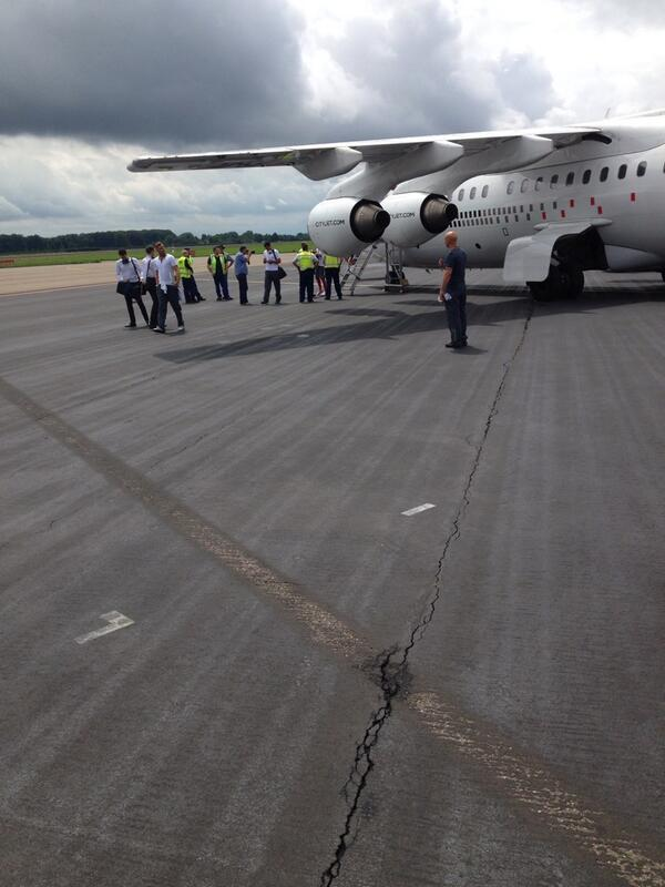 Just landed in Maastricht! http://t.co/E7MbZDlMjI
