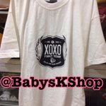 [READY] T-Shirt XOXO First Year | IDR 60K (Disc. 25%!!! HARGA AWAL 80K | Size XL | Free to ask ^^ https://t.co/o04WeoHnWd