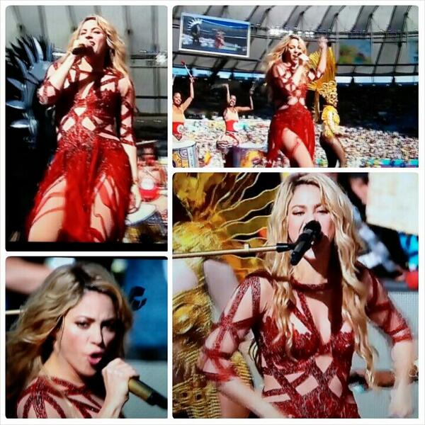 #Shakira at the #FIFA2014 #WorldCup Final http://t.co/AkFUkht5pQ