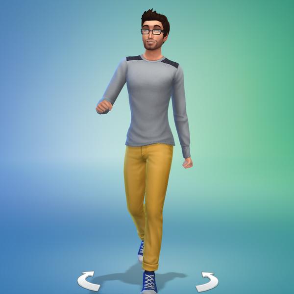 I'm a super attractive Sim in #TheSims4 :D http://t.co/BDGx9tAFPn