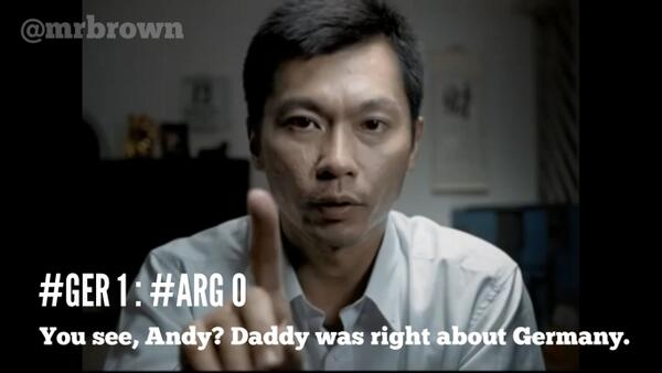 Andy's dad weighs in. #WorldCup http://t.co/iEd4K0eGbt