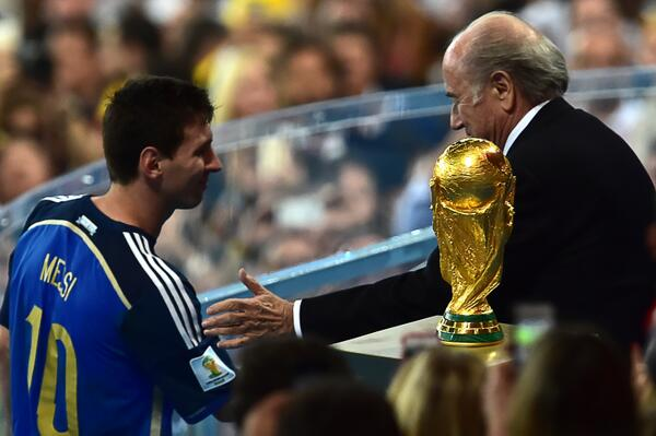 BsdMz7dCIAM2tHV No one can believe Lionel Messi won the World Cup Golden Ball