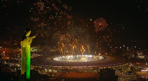 The World Cup is over. 171 goals, 64 matches, 36 days. What a fantastic World Cup. Thank you Brazil. http://t.co/8p3dzSzUmS