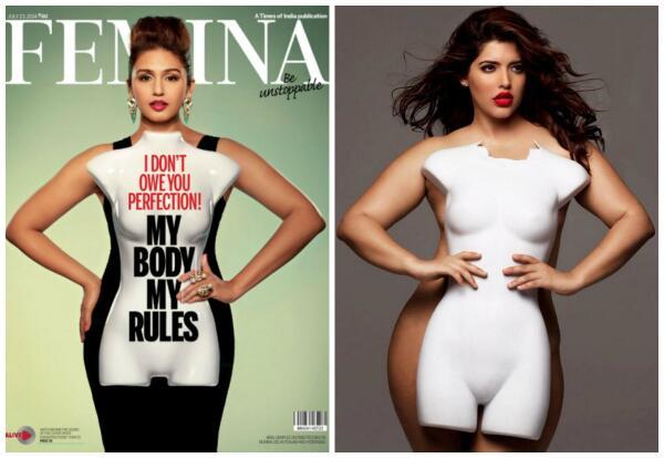 Ohai to those who have been gushing over Huma Quereshi's @FeminaIndia cover. http://t.co/oEgJaVVmGf