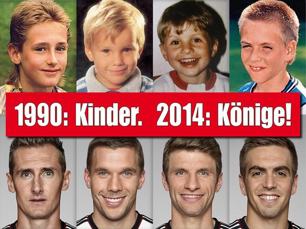 Niños en 1990. Reyes en 2014. http://t.co/yc3qo02gn8