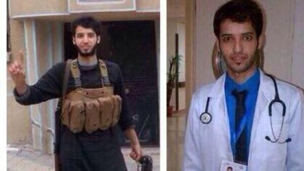 طبيب يترك العلاج في السعودية ليقاتل مع داعش http://t.co/qmvpwLI999 #العربية #السعودية http://t.co/hfaIVeeabS
