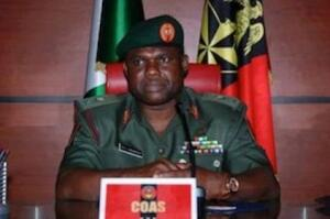 Nigerian Army Chief Calls For Patience As Forces Fight Insurgency: