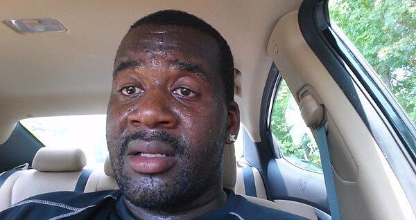 Dad locks himself in a hot car to prove a very important point. http://t.co/wzLi6kSbjt http://t.co/rpOAWIetXS