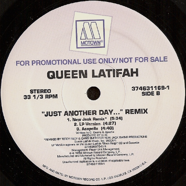 VIDEO: @iamQueenLatifah – Just Another Day