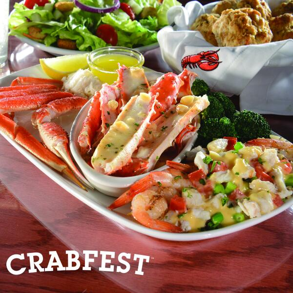 #Crabfest is back! Celebrate the year's largest variety of sweet, succulent crab dishes, only for a limited time. http://t.co/chhatYcthR