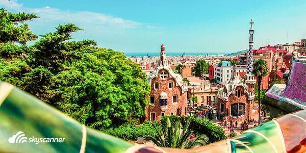 Barcellona è come 10 città racchiuse in una.  Andarci è semplice, ecco i voli dall'Italia: http://t.co/d4YzNtU2Pm http://t.co/LiMgcMi6Kd