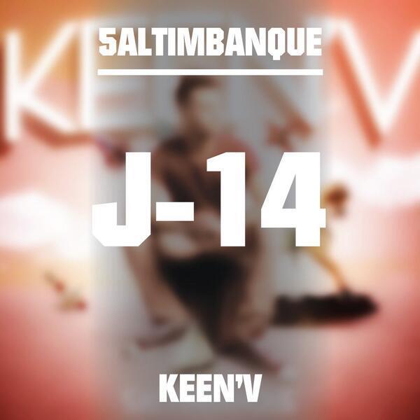 RT @Talchanteu: Dans 14 jours #Saltimbanque de Keen'v http://t.co/ZB7FCHE2xf