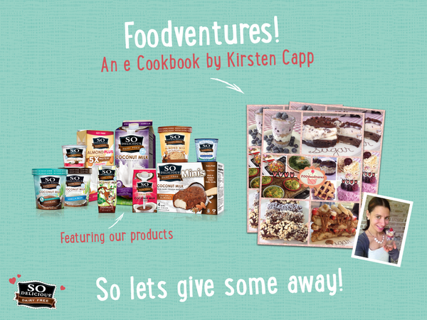 Love to cook? We're giving away @f00dventuresRD new e Cookbook AND free product coupons!  Retweet for entry! http://t.co/2osEW2GLNC