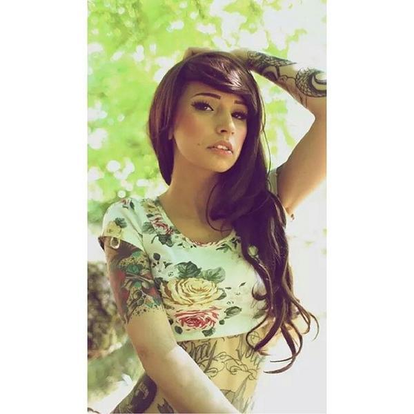 RT @SexyTattooed: <3 @Angela_Mazzanti #altgirls #alternativegirls #inkedgirls #girlswithtattoos #tattooedgirls #sexy http://t.co/KGGOw1yMfE
