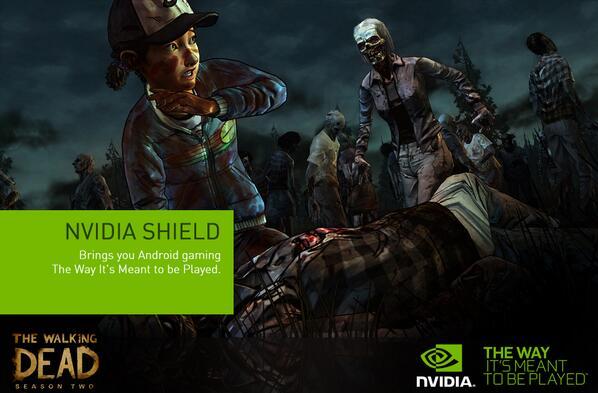 Check out @telltalegames The Walking Dead Season 2 & win a SHIELD! http://t.co/B8GNlXx18M  @NVIDIATegraZone http://t.co/wCWJ2mY7fh