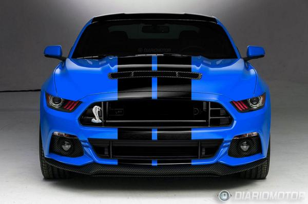 Here kitty, kitty.. The 2015 Shelby #GT500 will have more power than the Hellcat! Read more: (http://t.co/Uo0bJG3I9M) http://t.co/LtJeDLROwY