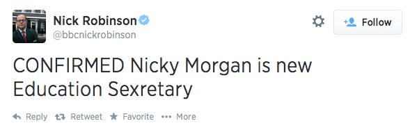 Awkward typo of the day award goes to @bbcnickrobinson http://t.co/xFUfIQL8jc