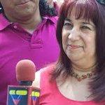 """RT @LucioQuincioC: Dip Aurora Morales (PSUV): el pueblo no """"está interesado"""" en saber de los dólares robados http://t.co/pALpBYZqeU"""""""