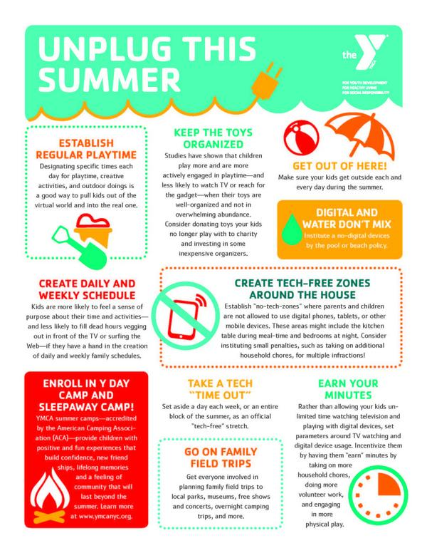 10 tips to help your kids put down the phone or tablet & #unplug from #tech this summer @mommypoppins @NYCDadsGroup http://t.co/AIYt3z83k0