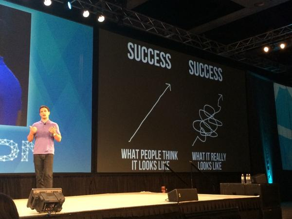 What success looks like. @JeremyBloom11 #mozcon http://t.co/s7mhybPSgE