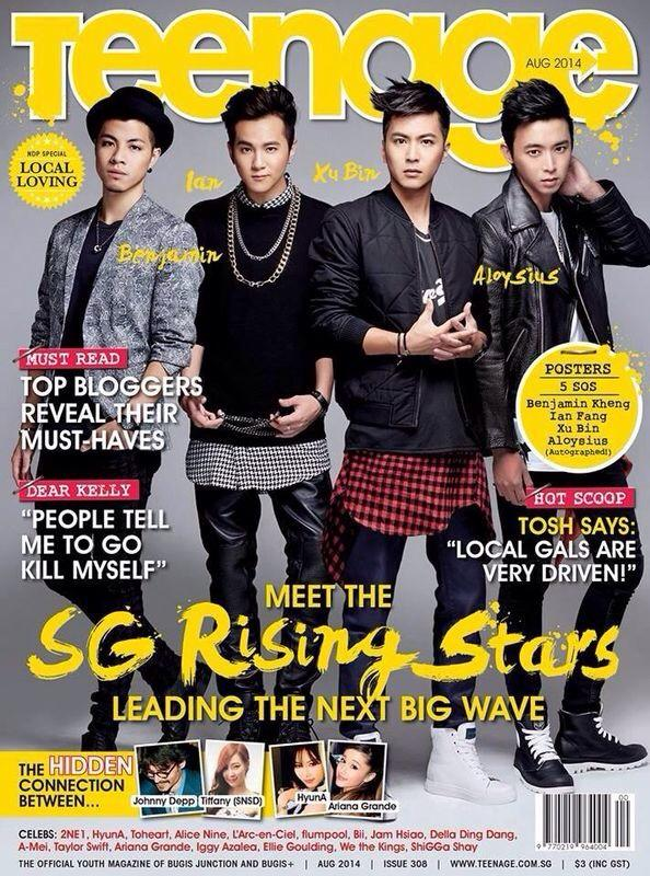 August issue~~