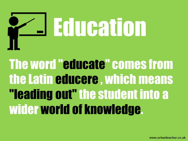 meaning of education 2 essay You may have to write a definition essay for a class or try it as a writing challenge » education and communications » research and review » essays.