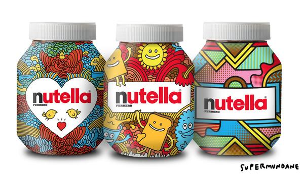 Nice! RT @Supermundane: I've designed 3 nutty labels for Nutella. Like your favourite here: https://t.co/uQyYJE62Wn http://t.co/mXQk1GLrJt