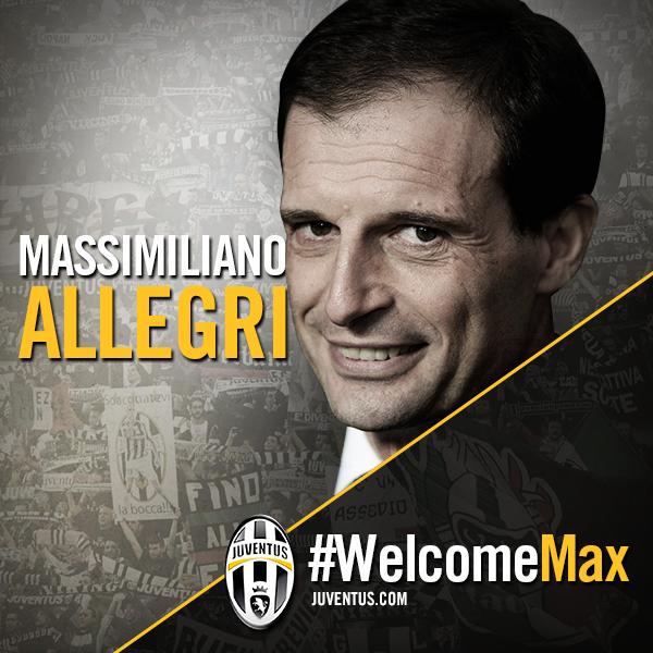 Bsqr SRIMAA9m 8 Massimiliano Allegri agrees a two year deal with Juventus, replaces Antonio Conte [Gazzetta Dello Sport]