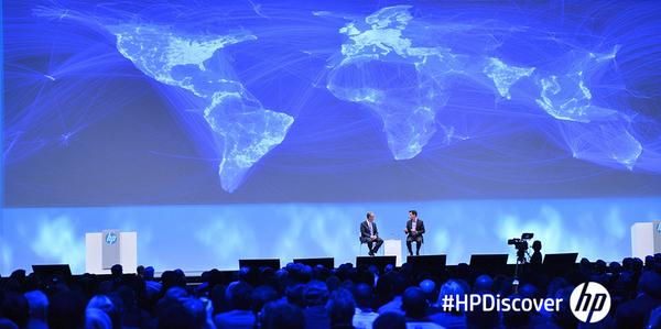 #BigData can and should inform all of your business decisions: http://t.co/ppJgr32ATv #HPDiscover http://t.co/7paDkmc61W