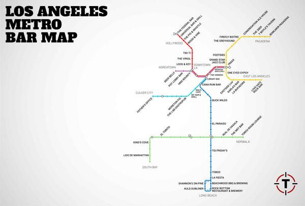 Who wants to go on a @metrolosangeles happy hour crawl? here's your guide. http://t.co/s66mXXch28 http://t.co/9RWb04TkLr