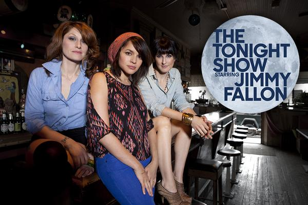 Be sure to tune-in TONIGHT to catch @pussnbootsmusic on @FallonTonight! NBC at 11:35 / 10:35c. http://t.co/2ZK3MafsOB
