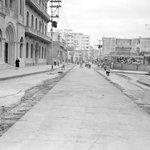 #CubaArchivo Calles pavimentadas por Min Obras Publicas, 1950 #Cuba http://t.co/LHu7W0sToB