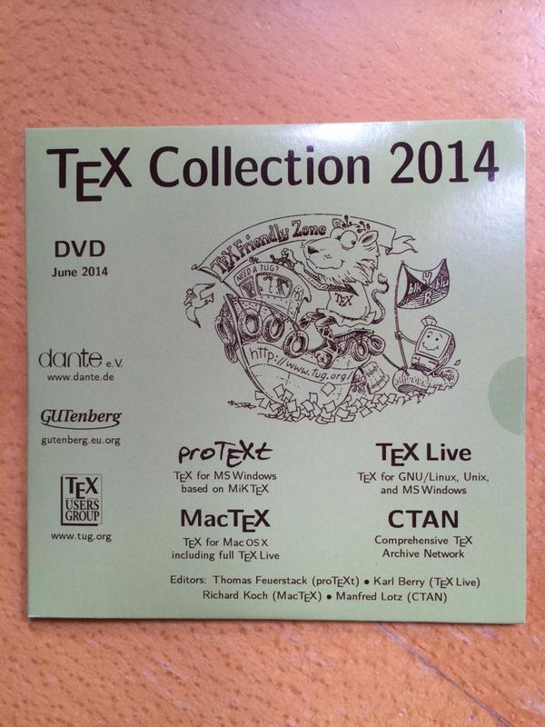届いてたー♪ #TeX #テフライブ! http://t.co/3M5oLpZi9x