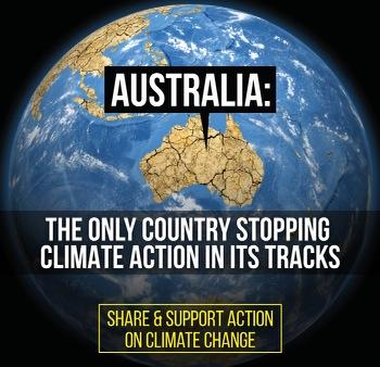 Senate has voted. Australia has no climate policy. #shame http://t.co/gGl7YDU2e0
