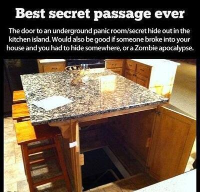 Best secret passage ever. http://t.co/iAH8tgknEu