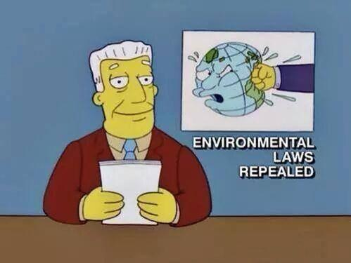 As always, The Simpsons have the best reaction to the carbon tax repeal: http://t.co/CqX7iI8Cm4